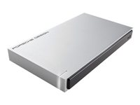 LaCie Porsche Design P'9223 - Hard drive - 500 GB - external ( portable ) - USB 3.0 - for Apple MacBook Pro 9000322
