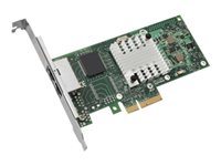 49Y3758 - Intel I340-T2 - Network adapter - PCI Express 2.0 x4 low profile - Gigabit Ethernet x 2 - Express Seller - for System x3100 M4; x3250 M4; x3300 M4; x3550 M4; x3650 M4 HD; x36XX M4; x3850 X6; x3950 X6 49Y3758