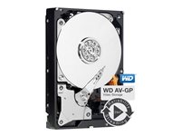 "WD AV-GP WD1600AVCS - Hard drive - 160 GB - internal - 3.5"" - SATA-300 - buffer: 16 MB WD1600AVCS"
