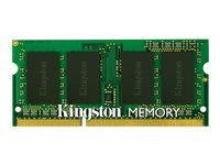 KTT-S3B/8G - Kingston - Memory - 8 GB - SO DIMM 204-pin - DDR3 - 1333 MHz / PC3-10600 - unbuffered - non-ECC - for Toshiba Qosmio F750; Satellite C870, L650, L730, L770, L840, L850, L870, P750, P770, P775 KTT-S3B/8G