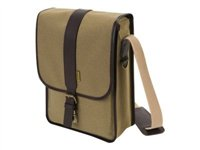 "Dicota NatureLife - Notebook carrying case - 11.6"" - brown, beige N22808C"