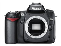 Nikon D90 - Digital camera - SLR - 12.3 Mpix body only VBA230AE