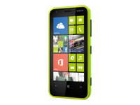 "Nokia Lumia 620 - Windows Phone - GSM / UMTS - 3G - 8 GB - 3.8"" - ClearBlack - black 0023C15"