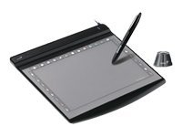 Genius G-Pen F610 - Digitizer, stylus - 25.4 x 15.9 cm - wired - USB 31100050100