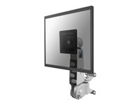 "FPMA-W400 - NewStar FPMA-W400 - Mounting kit ( articulating arm, wall mount ) for flat panel - white - screen size: 10"" - 24"" - mounting interface: 100 x 100 mm, 75 x 75 mm FPMA-W400"