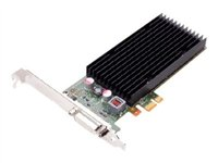 VCNVS300X1VGA-PB - NVIDIA Quadro NVS 300 by PNY - Graphics card - Quadro NVS 300 - 512 MB DDR3 - PCI Express 2.0 x1 low profile - D-Sub - retail VCNVS300X1VGA-PB