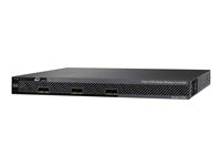 AIR-CT5760-1K-K9 - Cisco 5760 Wireless Controller - Network management device - 6 ports - 1000 MAPs (managed access points) - 10Mb LAN, 100Mb LAN, Gigabit LAN, 10 Gigabit LAN - 1U AIR-CT5760-1K-K9